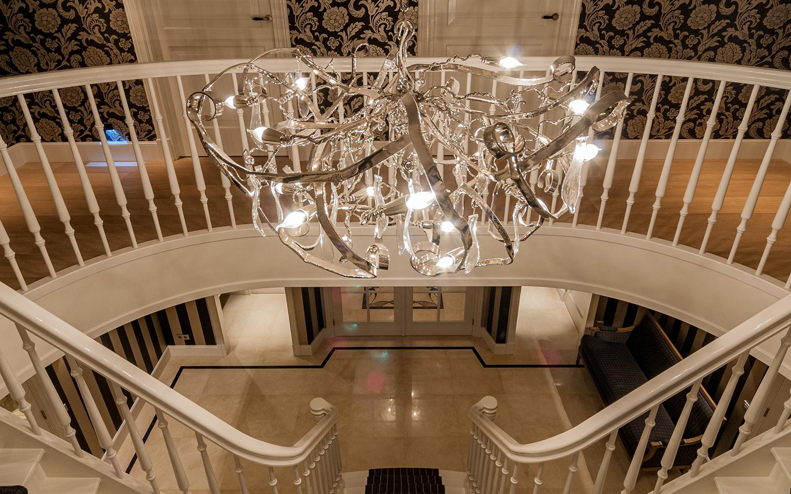Hoogspoor design light, lichtplan, verlichting, domotica