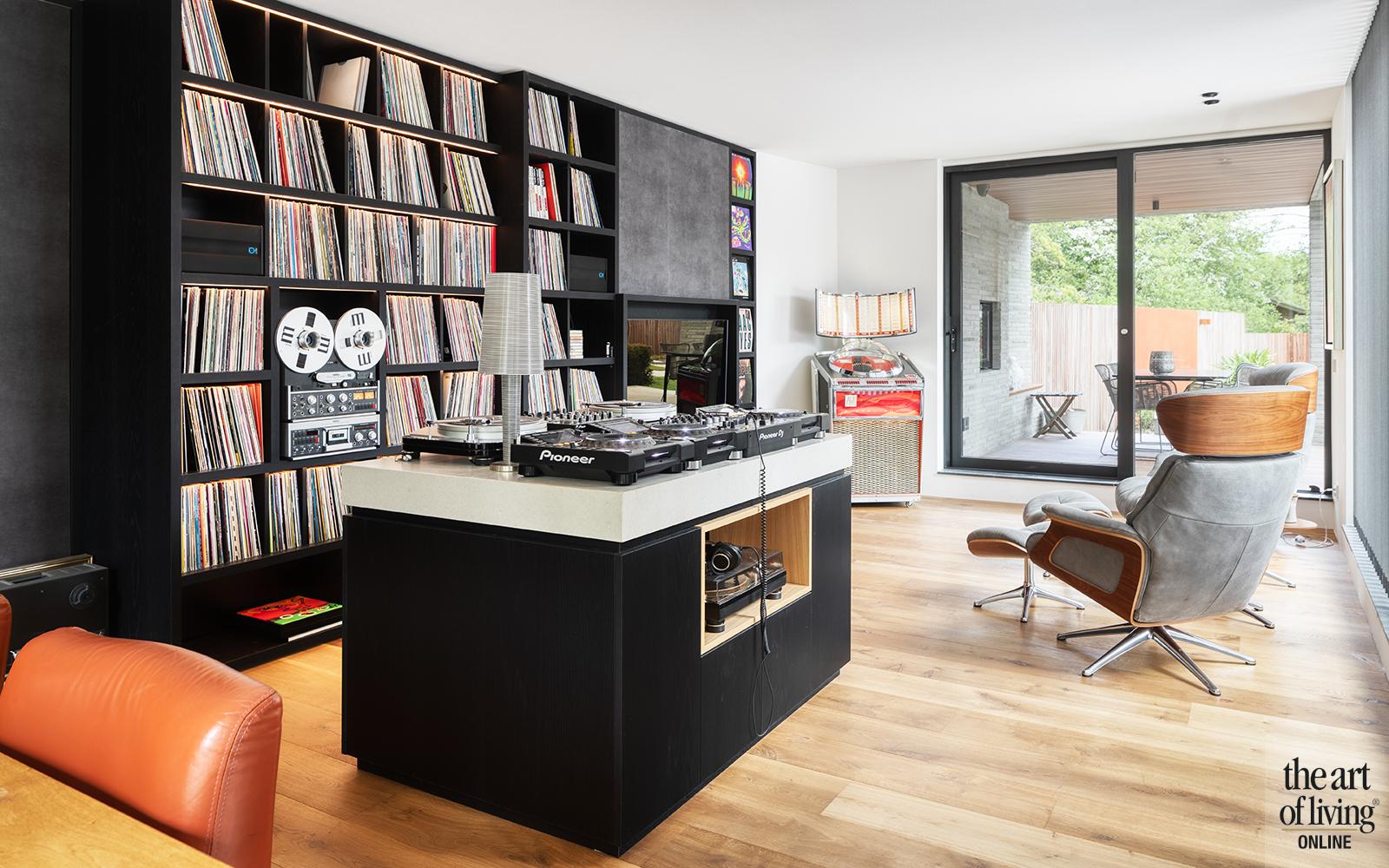 WillemsenU, moderne architectuur, villa