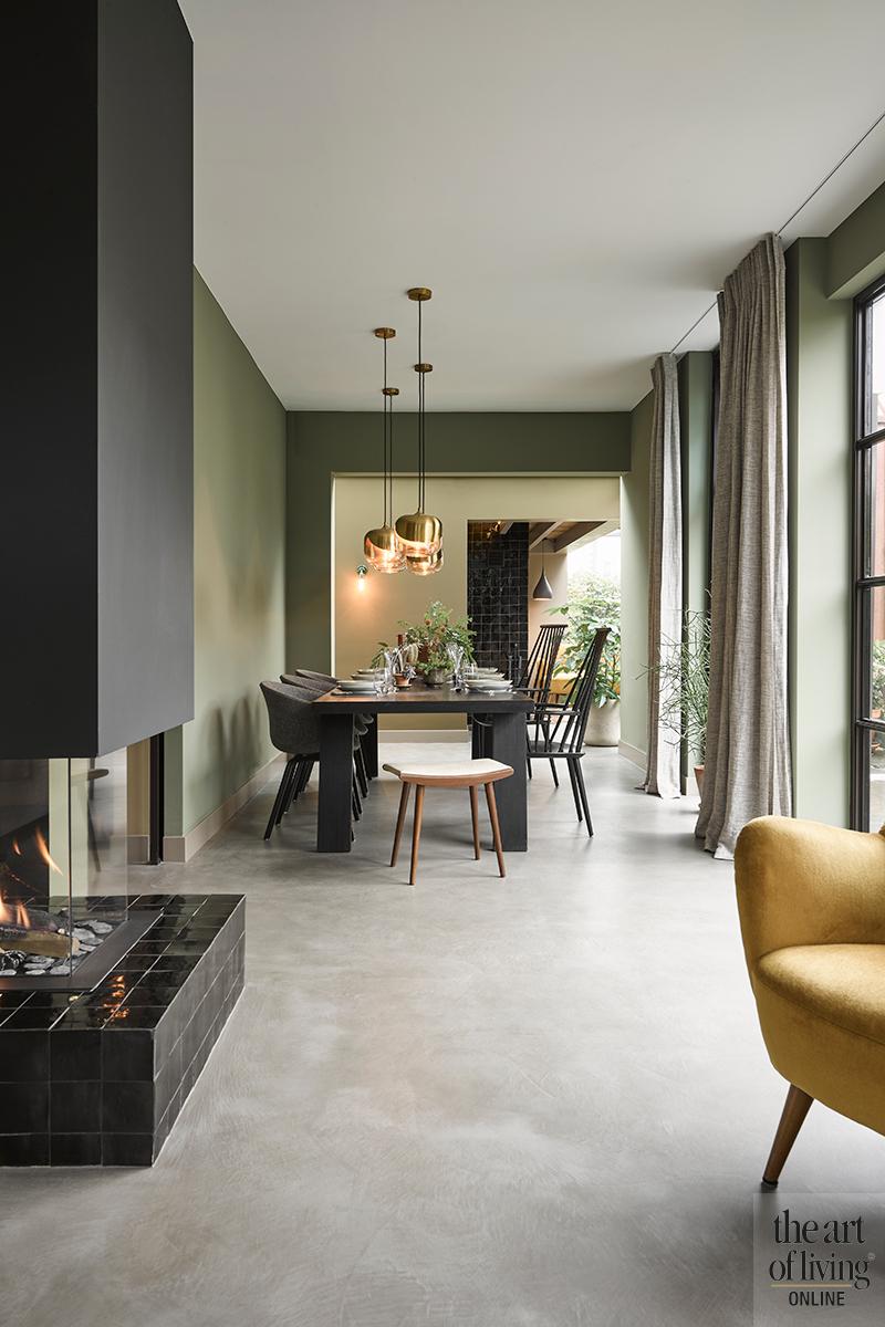 Moderne villa, Jeroen van Zwetselaar, the art of living
