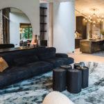 maatwerk interieur, RA studio, modern interieur, groot tapijt