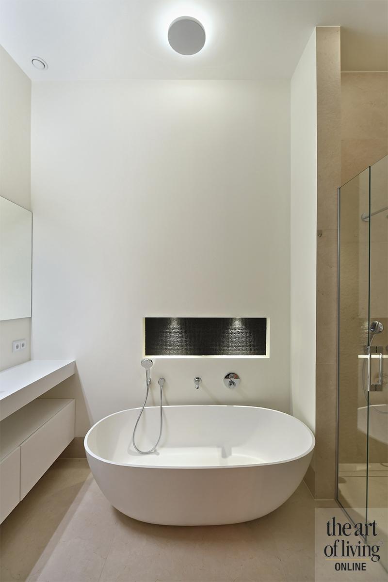 modern appartement, modern interieur, karaktervol, appartement