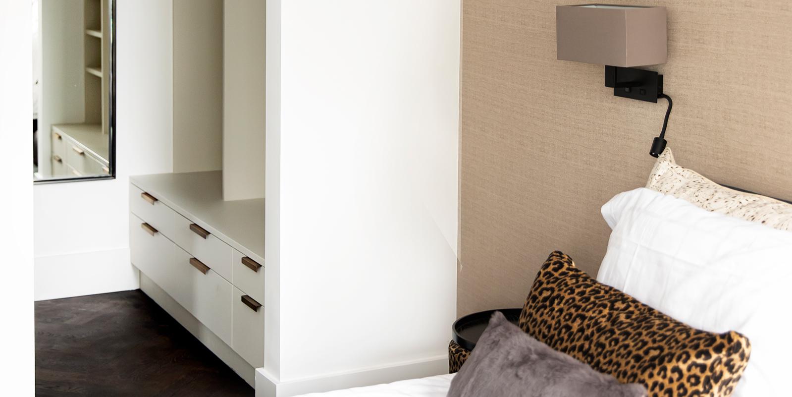 Dutch Walltextile Company, Clairz Interior Design, wandbekleding