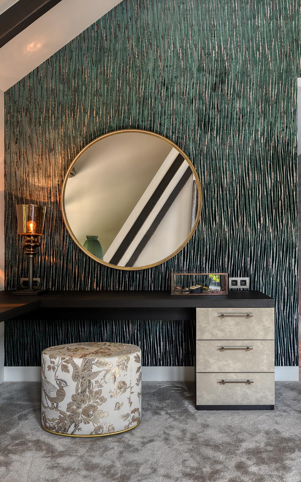 wandtextiel, Dutch Walltextile Company, wandbekleding, wanddecoratie