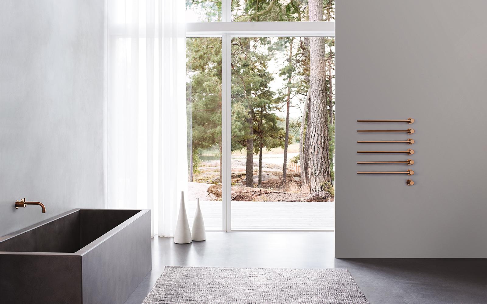 vola, luxe kranen, iconisch, design, Scandinavisch