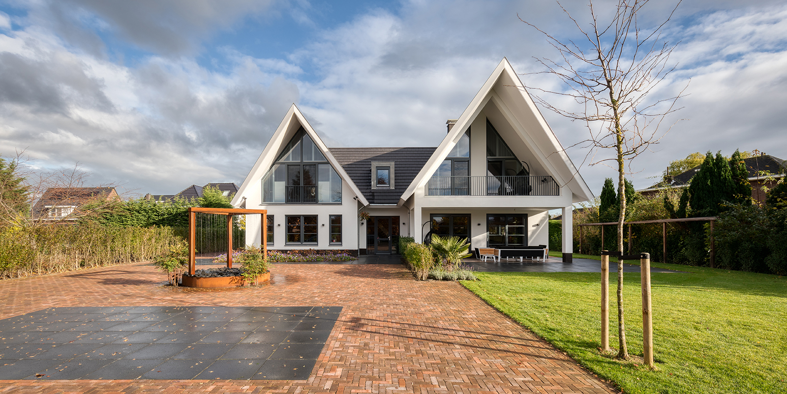 brand bba architecten, duurzame woning