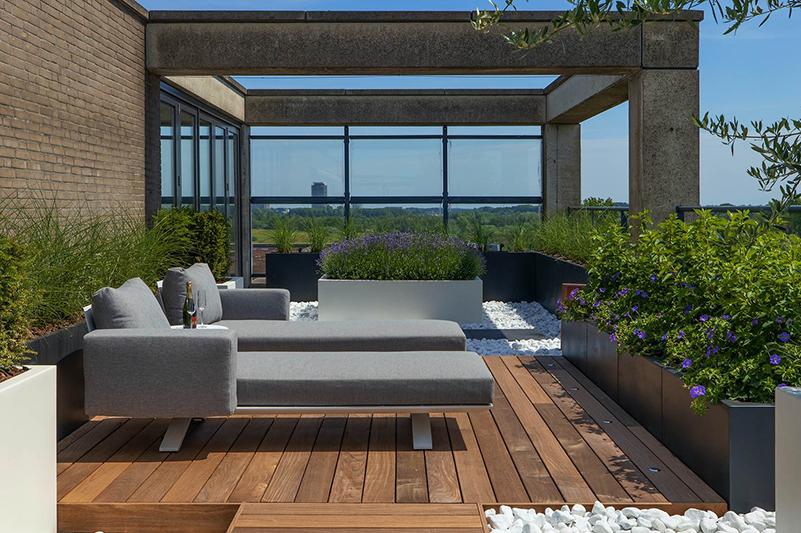 balkon, modern balkon, stoop tuinen