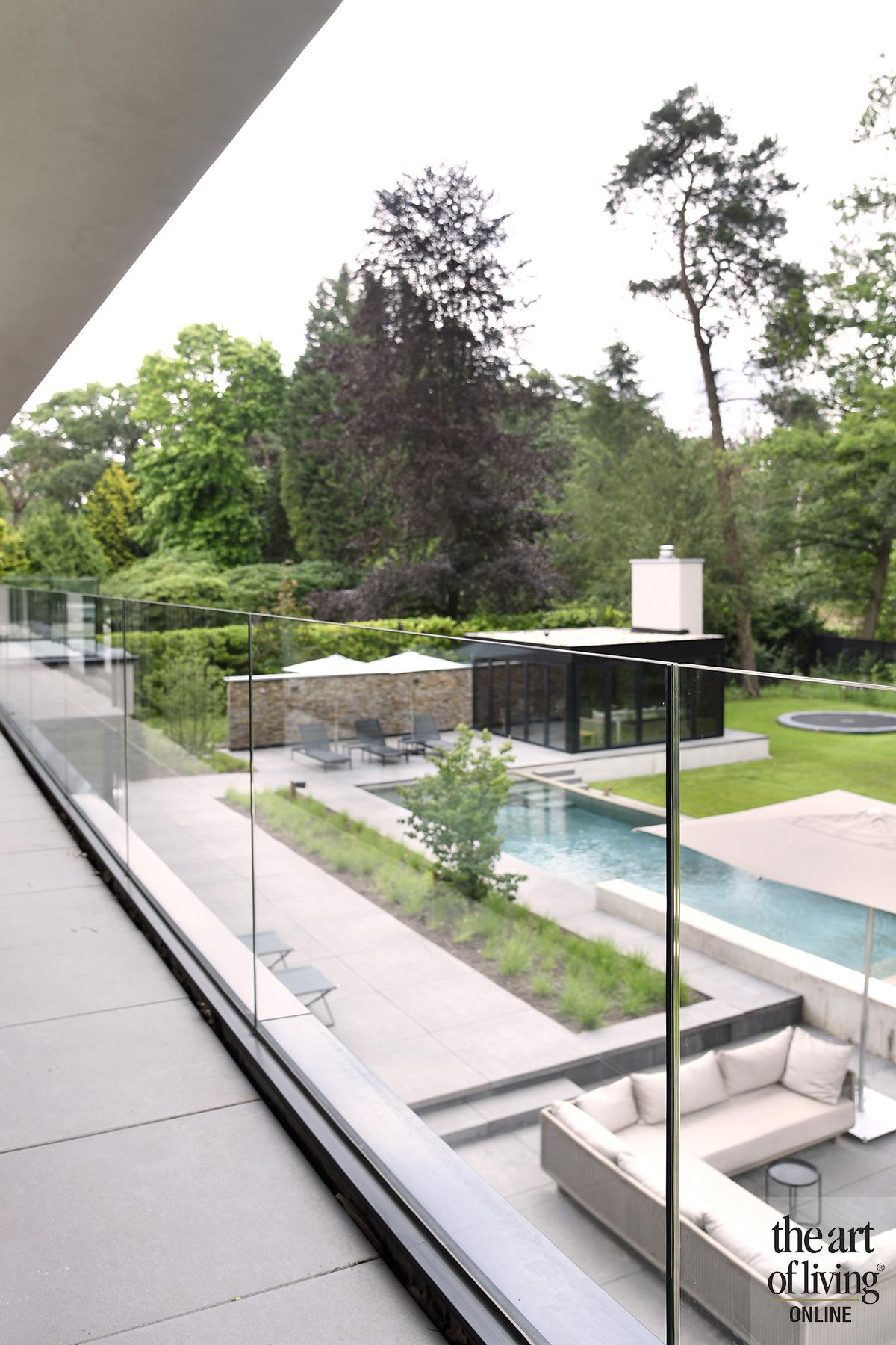 Bosvilla, Margy Arts Architecten, the art of living