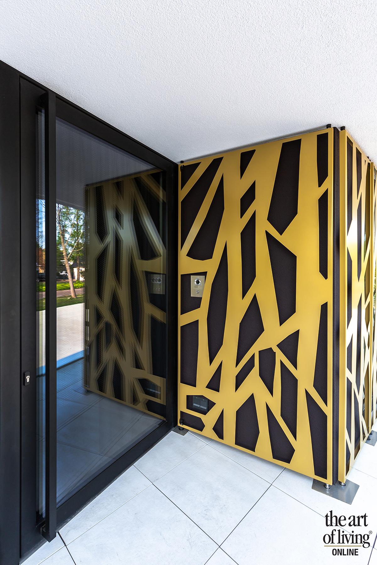 Duurzame villa, Lab 32 architecten, the art of living