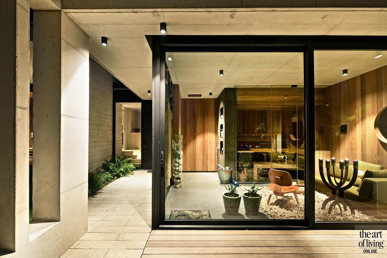 Groene tuin, Puls Groenprojecten, the art of living