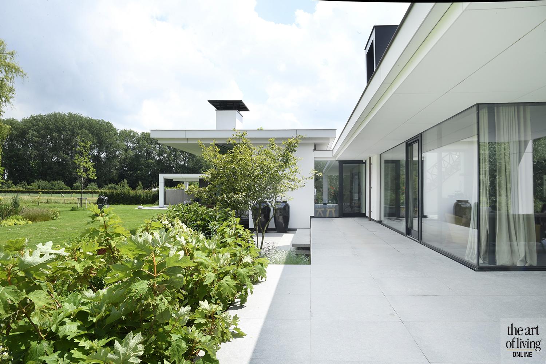 Moderne boerderij, Frank Ruiter, the art of living