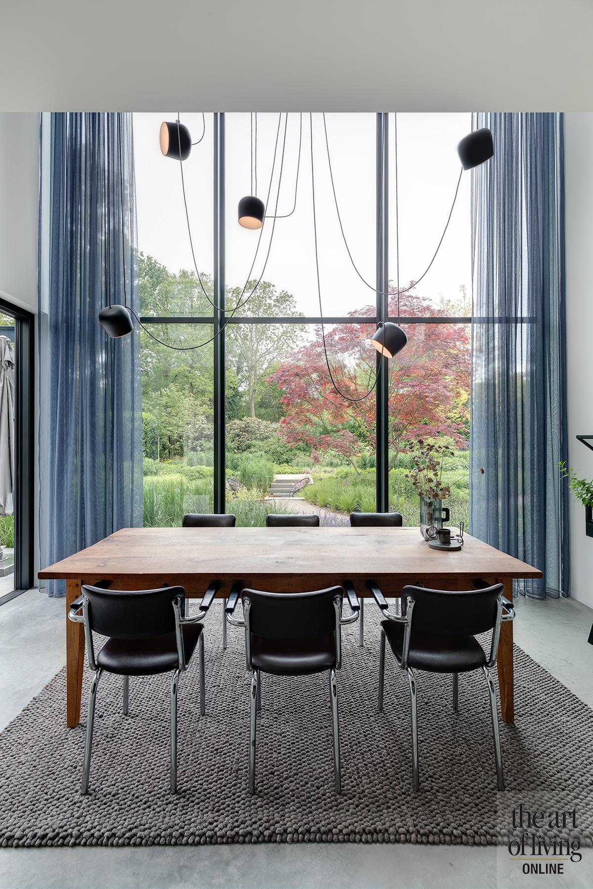 Nieuwbouwvilla, Station-D, the art of living