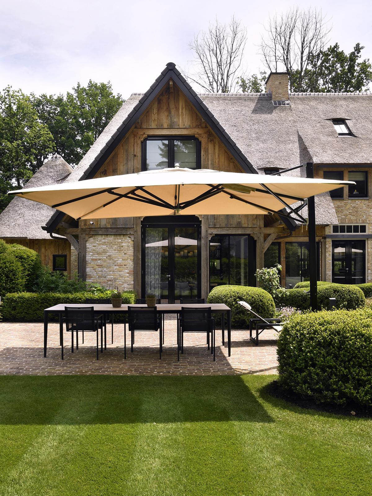 Design parasol, TUUCI, the art of living