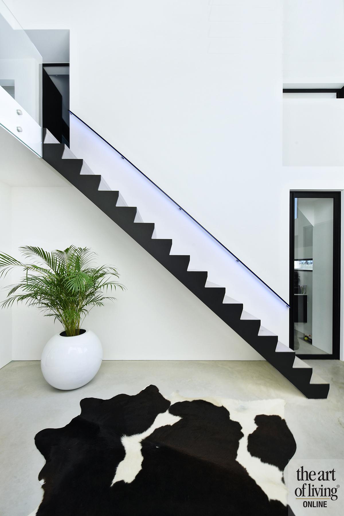 Inspiratie 4x trappen, The Art of Living, Sjaak Goud
