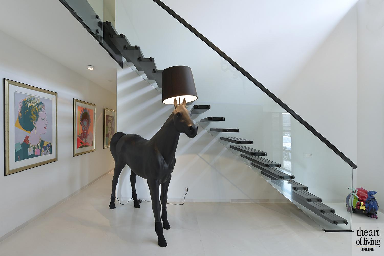 Inspiratie 4x trappen, The Art of Living, Timo van Riggelen