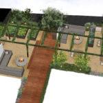 Tuinontwerp Rozario Garden, Buijtels Buitengewone Tuinen, The art of living
