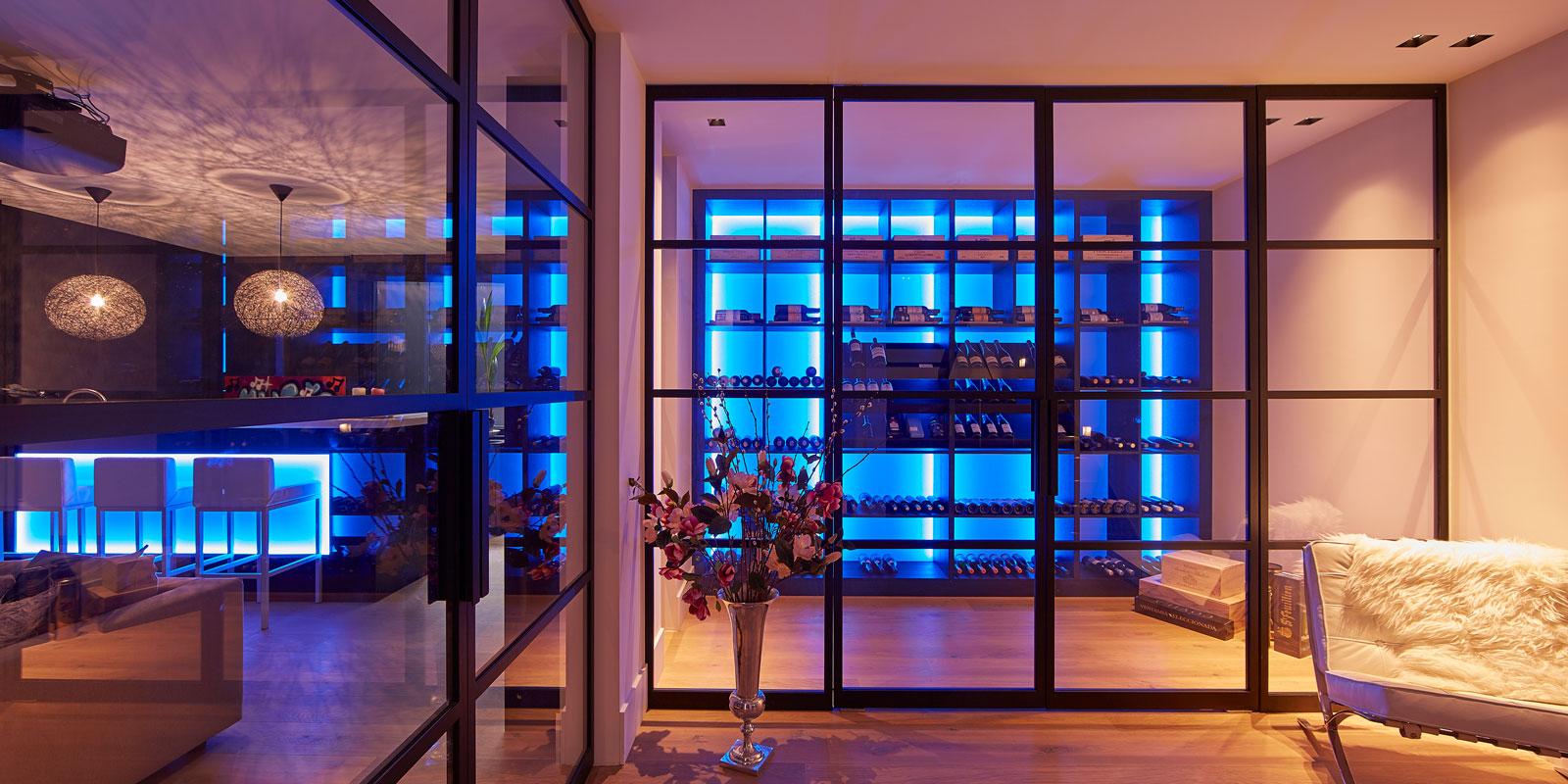 Inspiratie 3x wijnkelder, wijnkelder, The Art of Living
