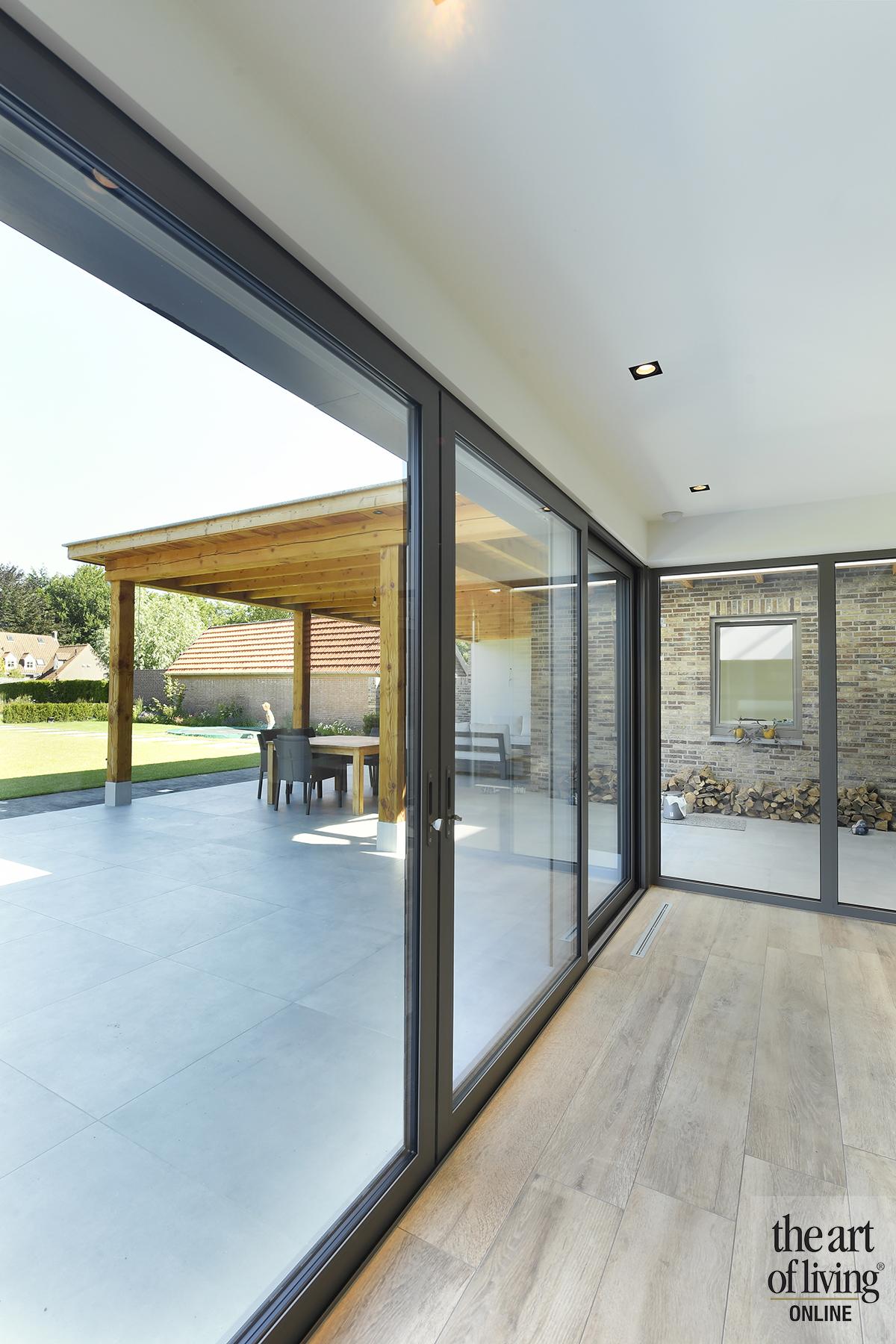 Duurzame villa, Keeris Architecten, the art of living