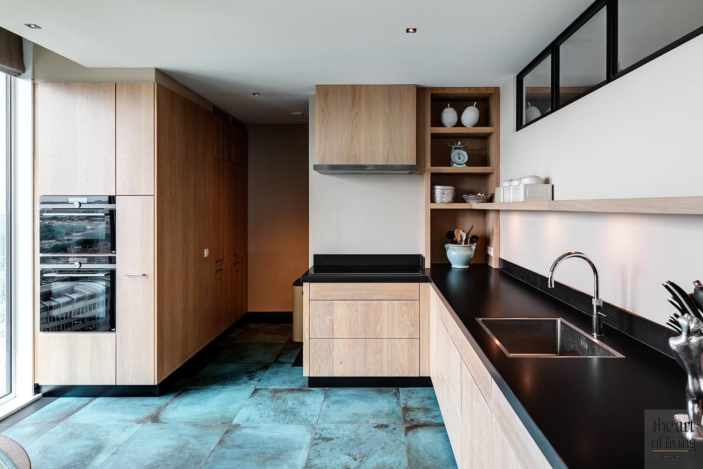 Eclectisch interieur, Rein Tupker, the art of living