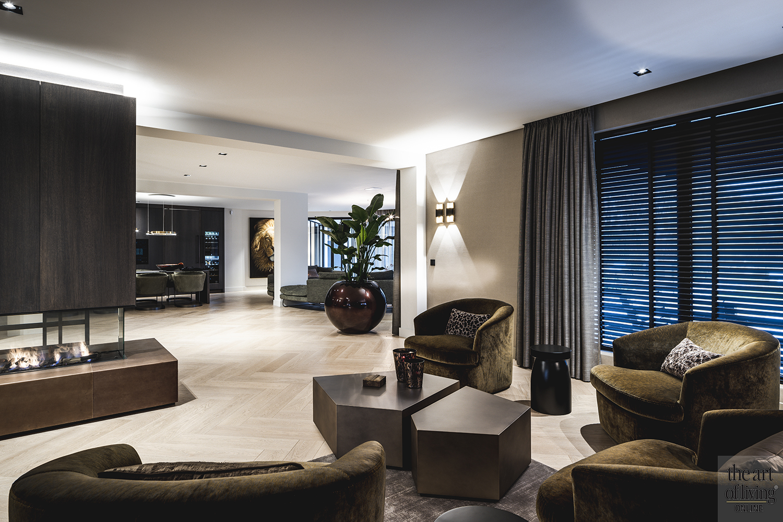 Hotel chic, Huis van Strijdhoven & Knops Tuindesign, the art of living