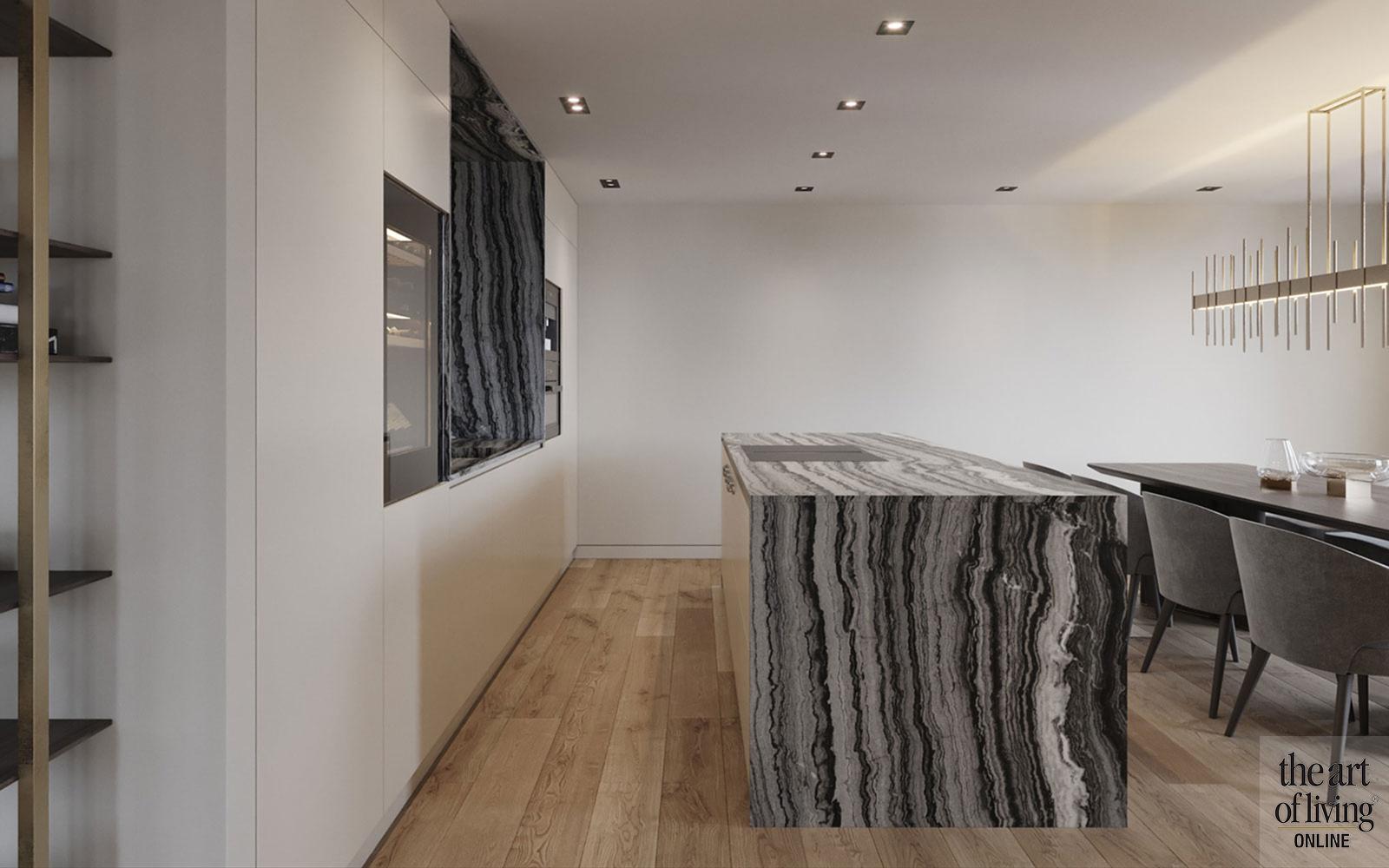 Marmer, Bulthaup, The Art Of Living