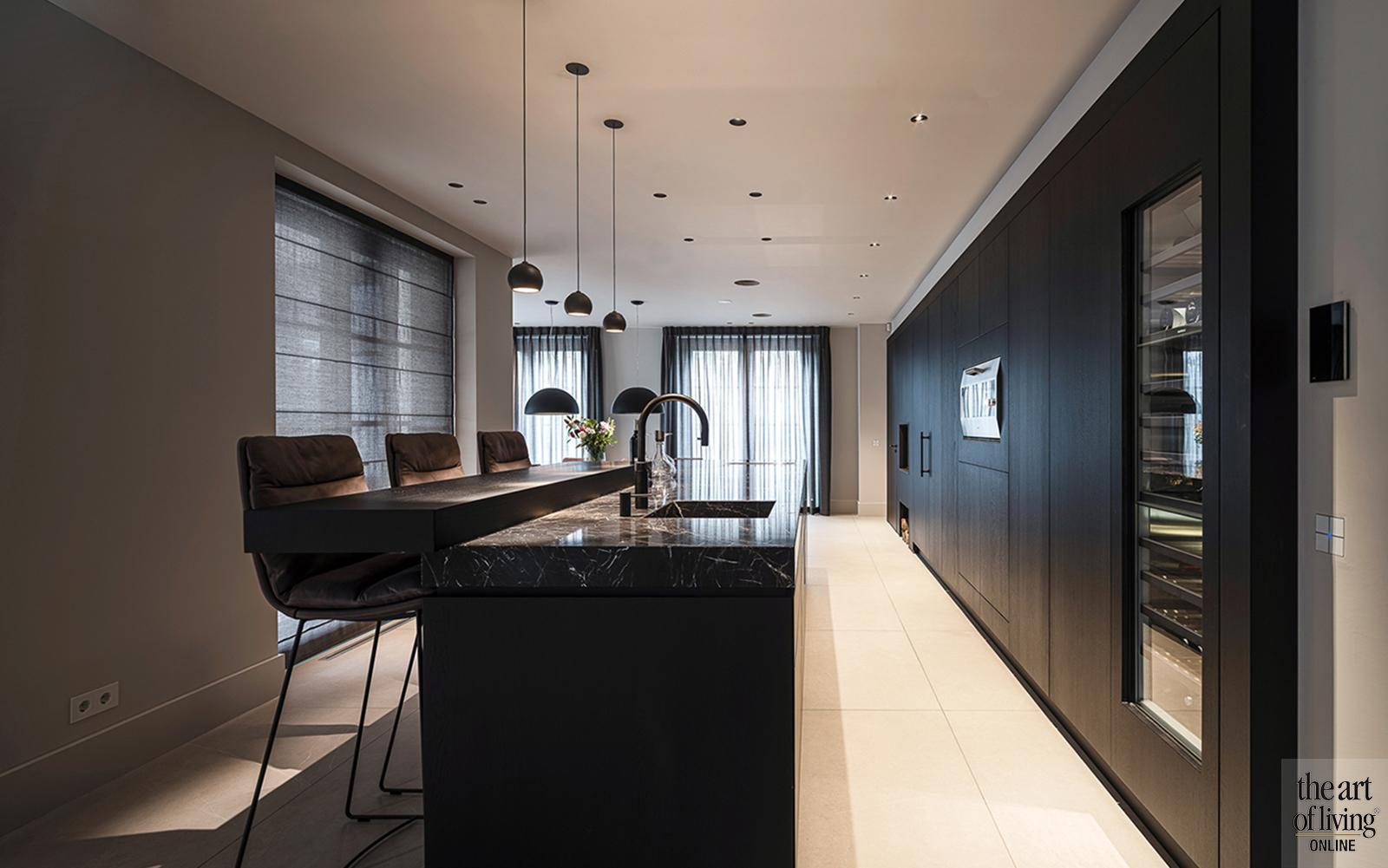 Marmer, Van Essen Keukens, The art Of Living