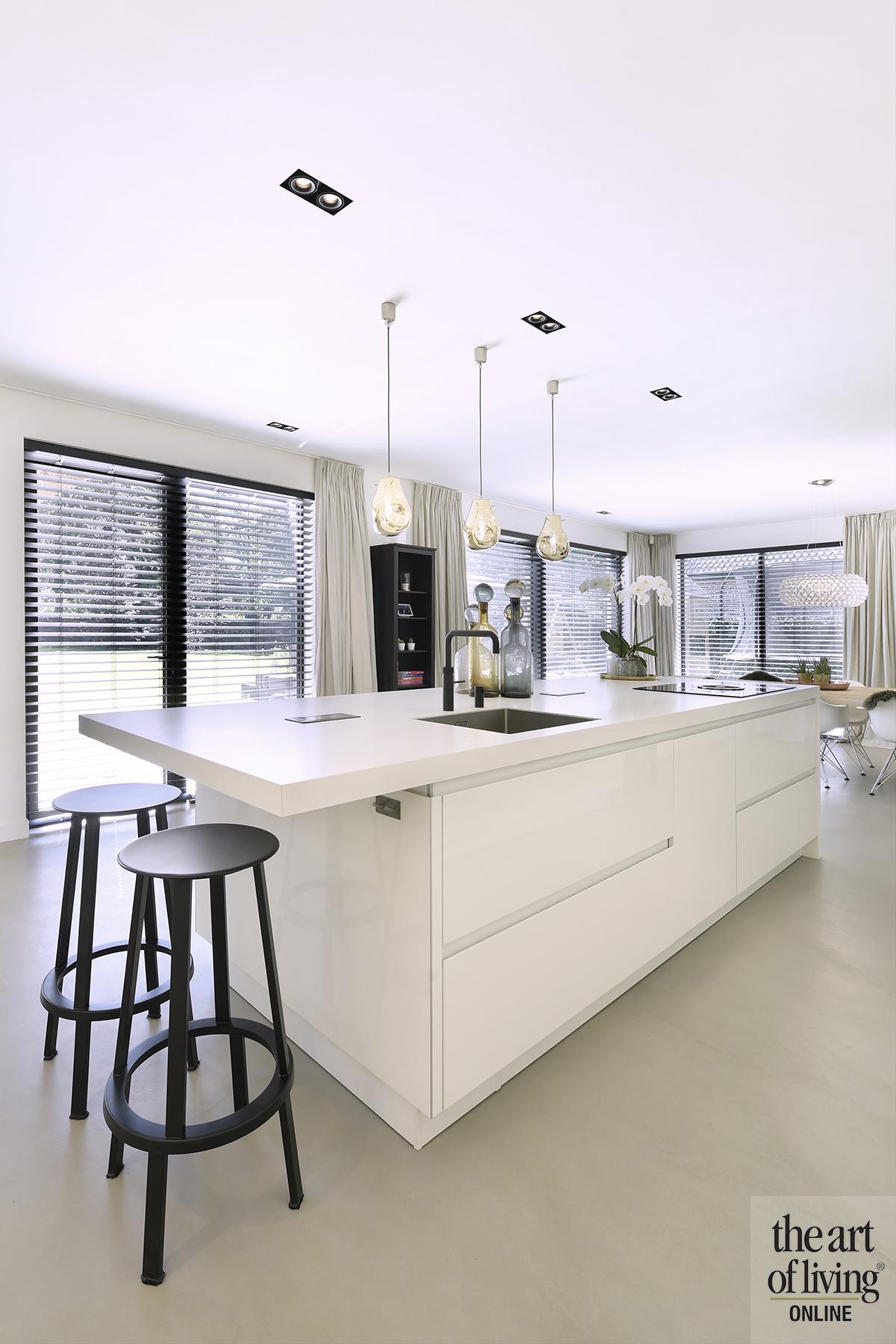 Moderne architectuur, Arend Groenewegen Architect BNA, the art of living