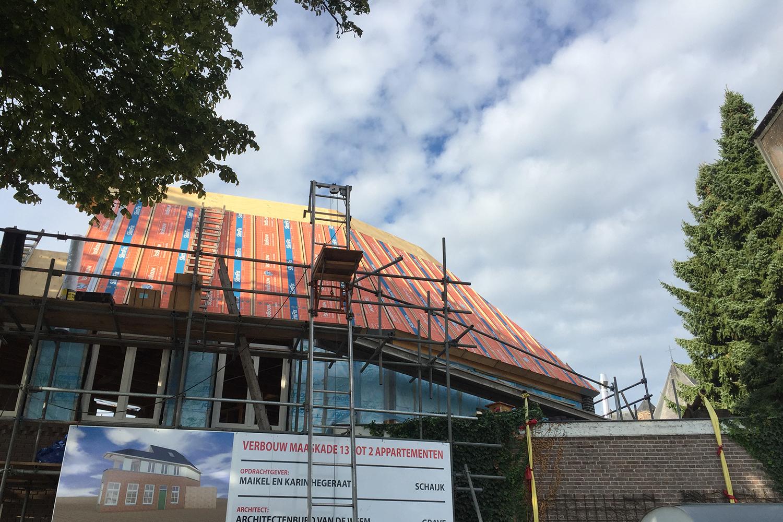 Natuurleien dak, HegeraatLeidekkersbedrijf, The Art Of Living
