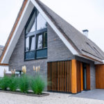 Eikenhouten garagedeur, Different Doors, garagedeur