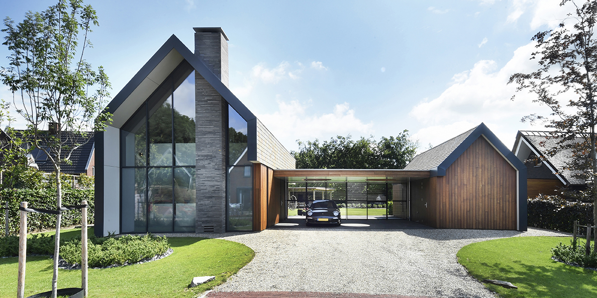 Landelijke villa, Keeris Architecten, the art of living
