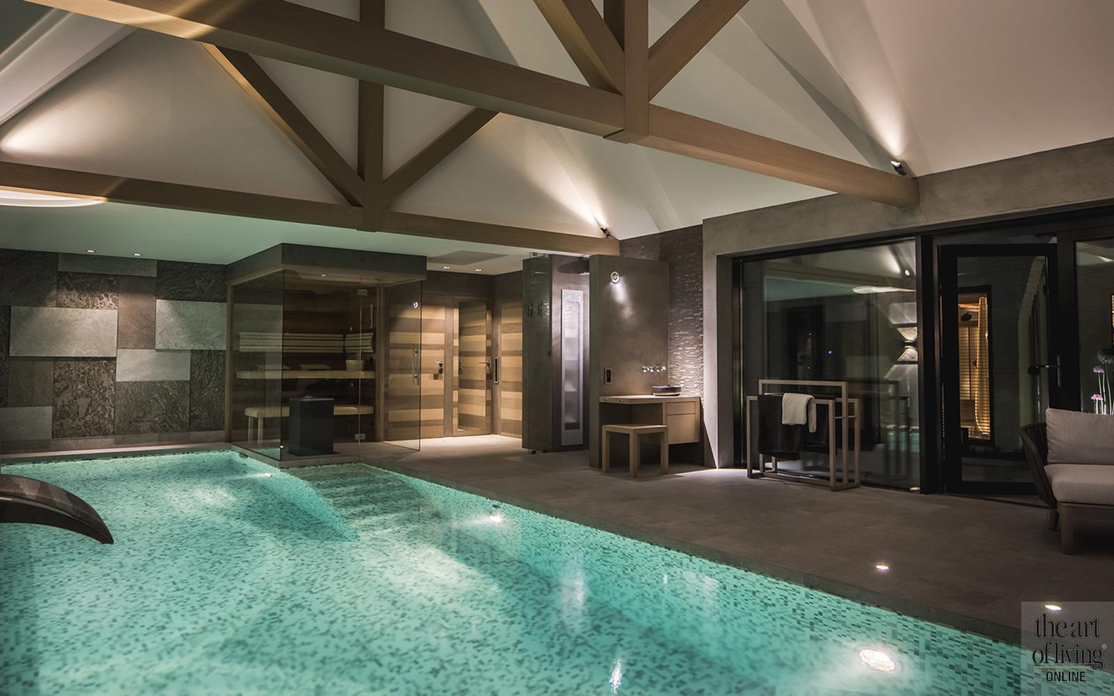 wellnessat home, MedieInterieurarchitectuur, The Art Of Living