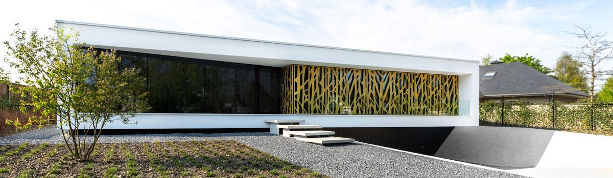 Duurzame villa | Lab 32 architecten