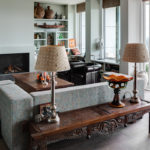 Eclectisch interieur, Rein Tupker, the art of living