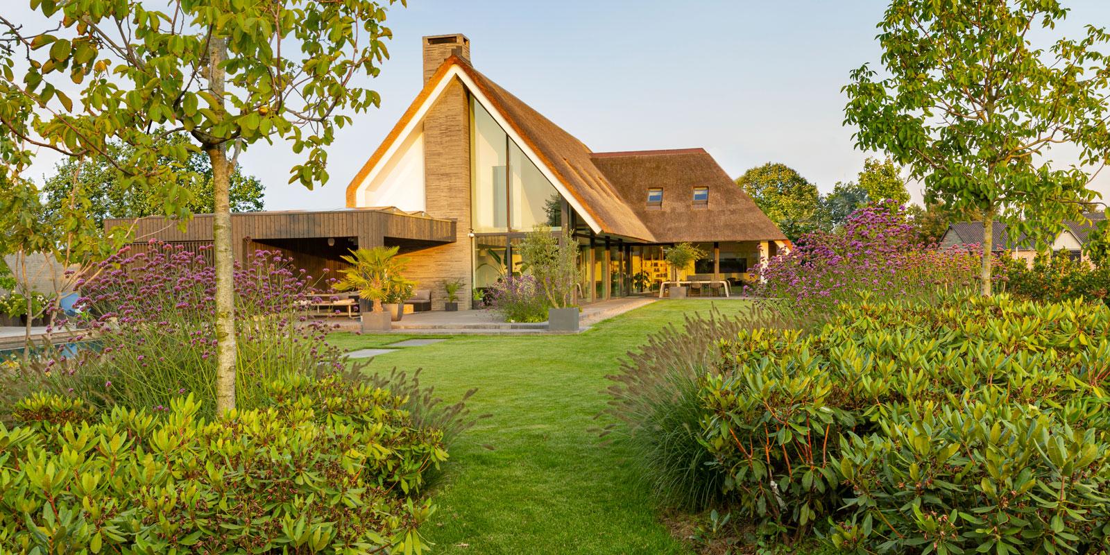 Rieten dak, Paul Segers, the art of living