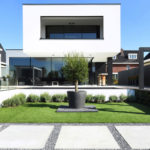 Zwart-wit, Enzo Architecten, the art of living