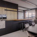 Strakke keuken, ONYX kitchen, The Art of Living