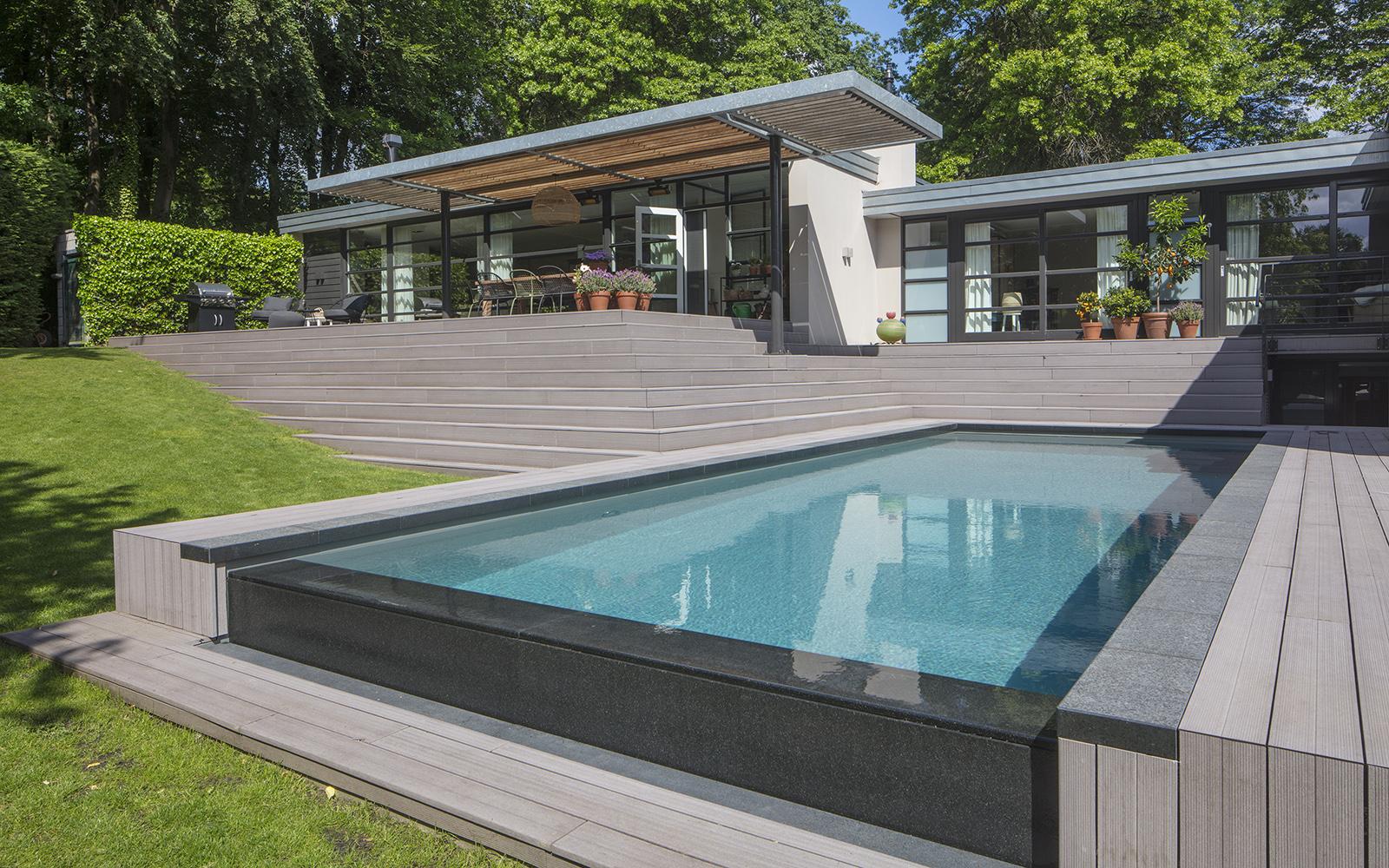 Infinity pool, Ambiance Zwembaden, The Art of Living