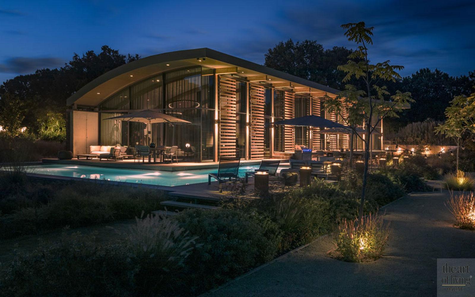 architectuurstijlen, luxe villa, villabouw, villa stijl, moderne villa