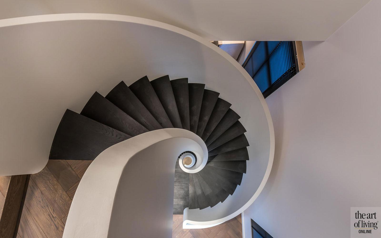 bijzondere trappen | Van Bruchem Staircase, the art of living