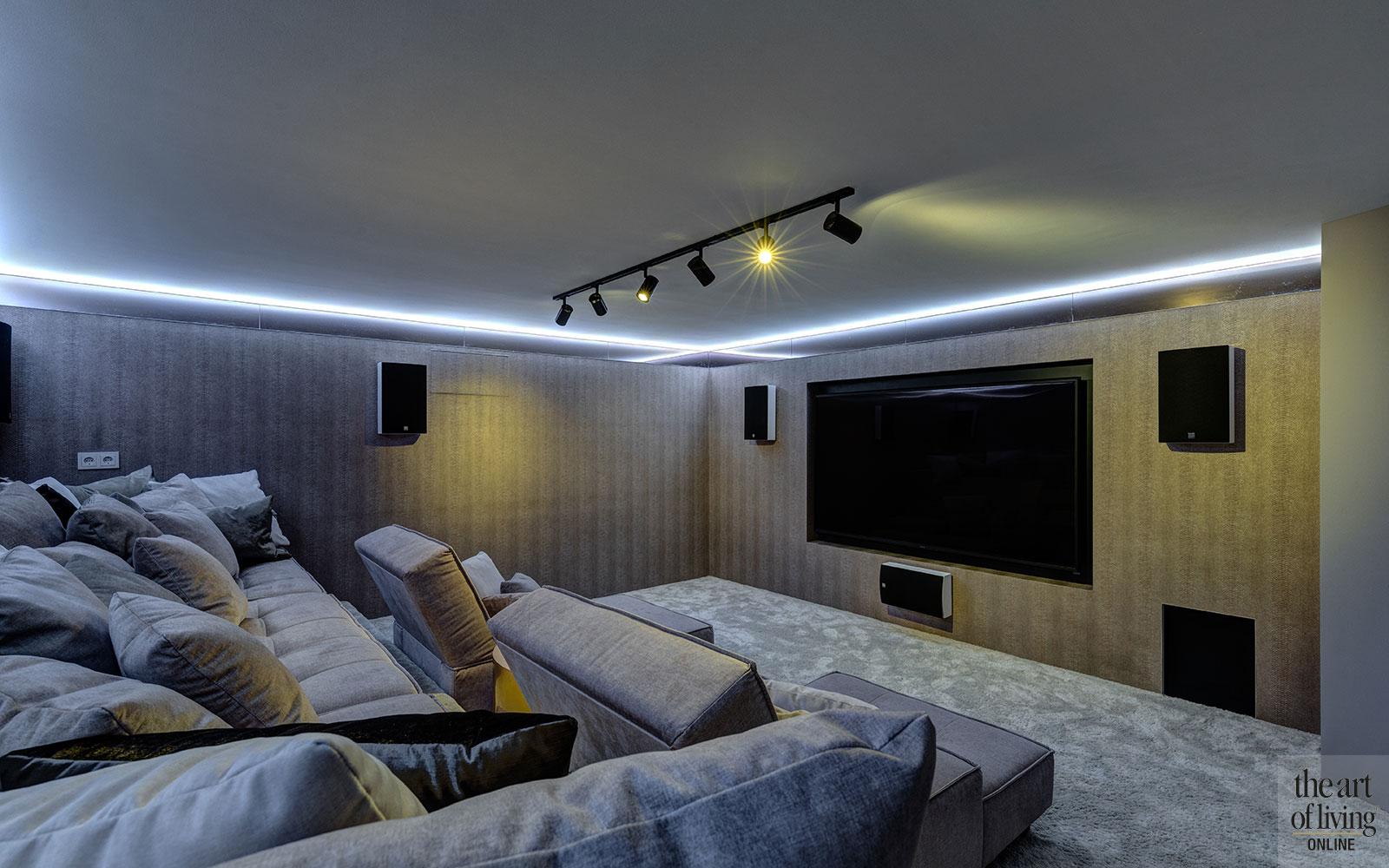 home entertainment, thuisbioscoop, domotica, bioscoop thuis