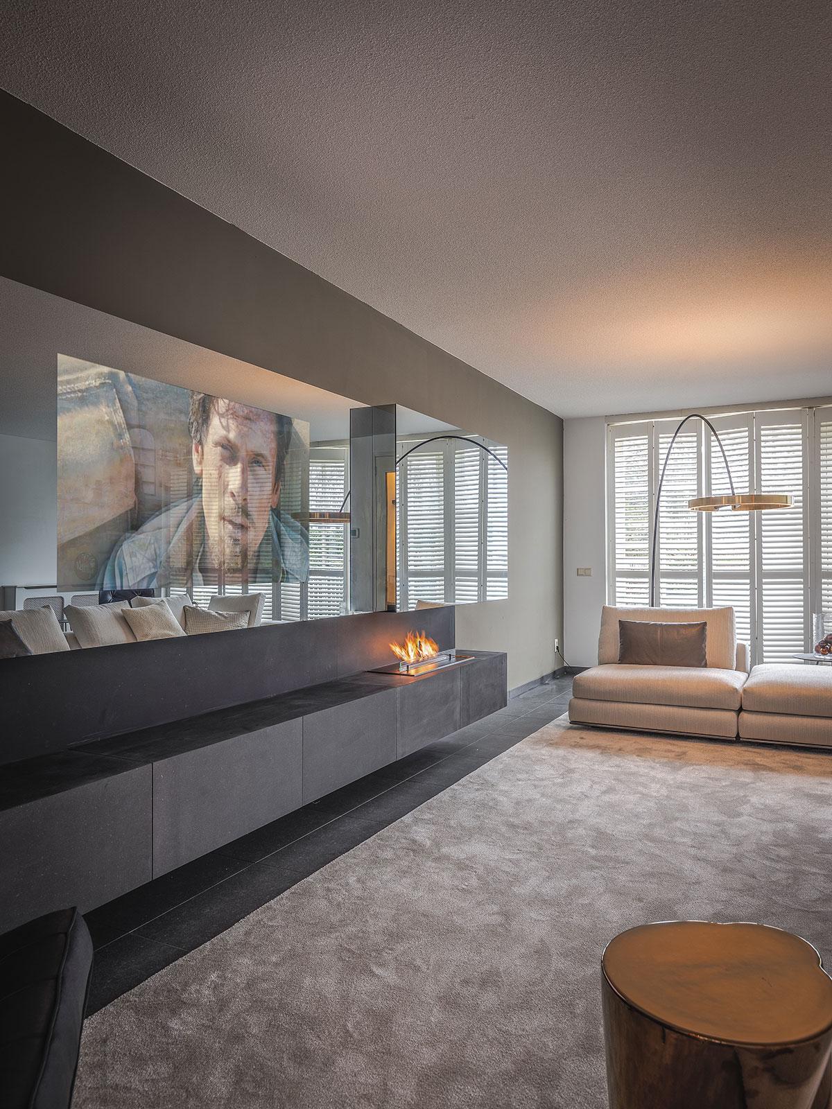 oled-tv, OLED Mirror TV, the art of living
