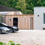 zijwaartse garagedeur, Different Doors, the art of living