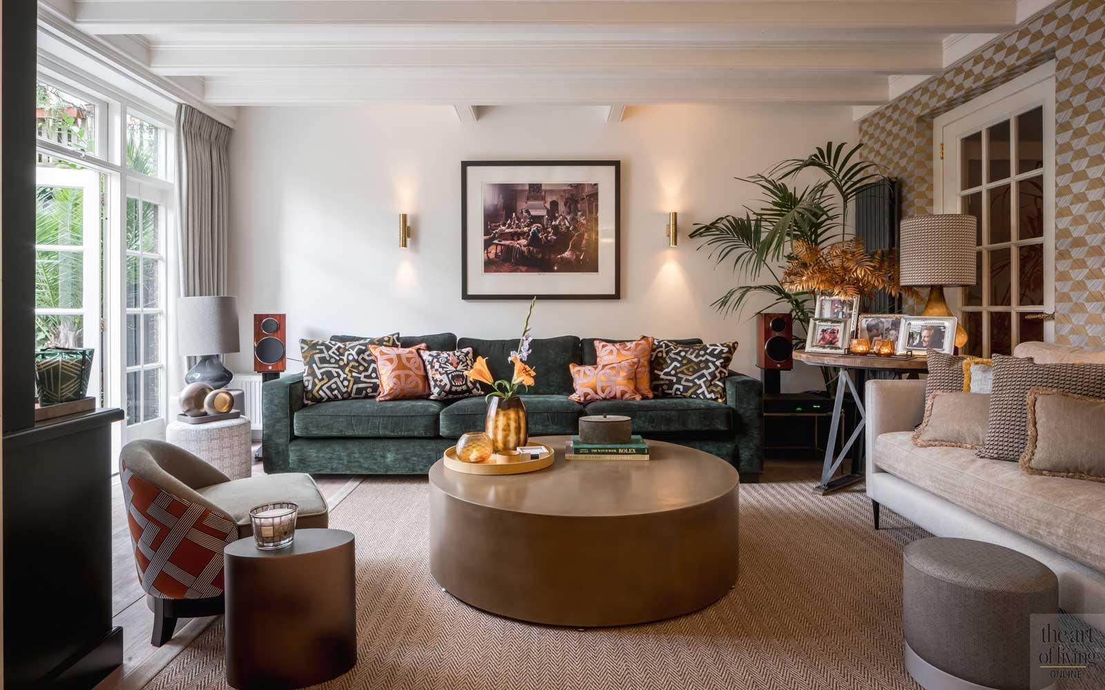 Bijzonder interieur | Brigitte Hamers, the art of living