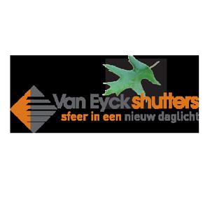 Van Eyck shutters Profiel