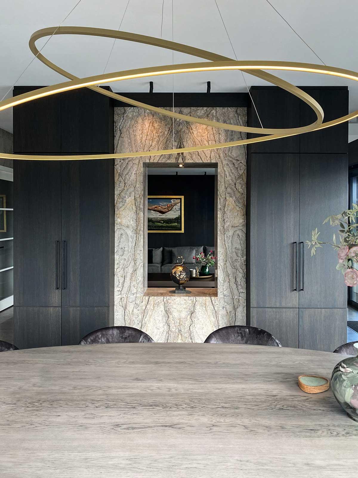 sexy maatwerkinterieur, huis van strijdhoven, the art of living, maatwerk interieur