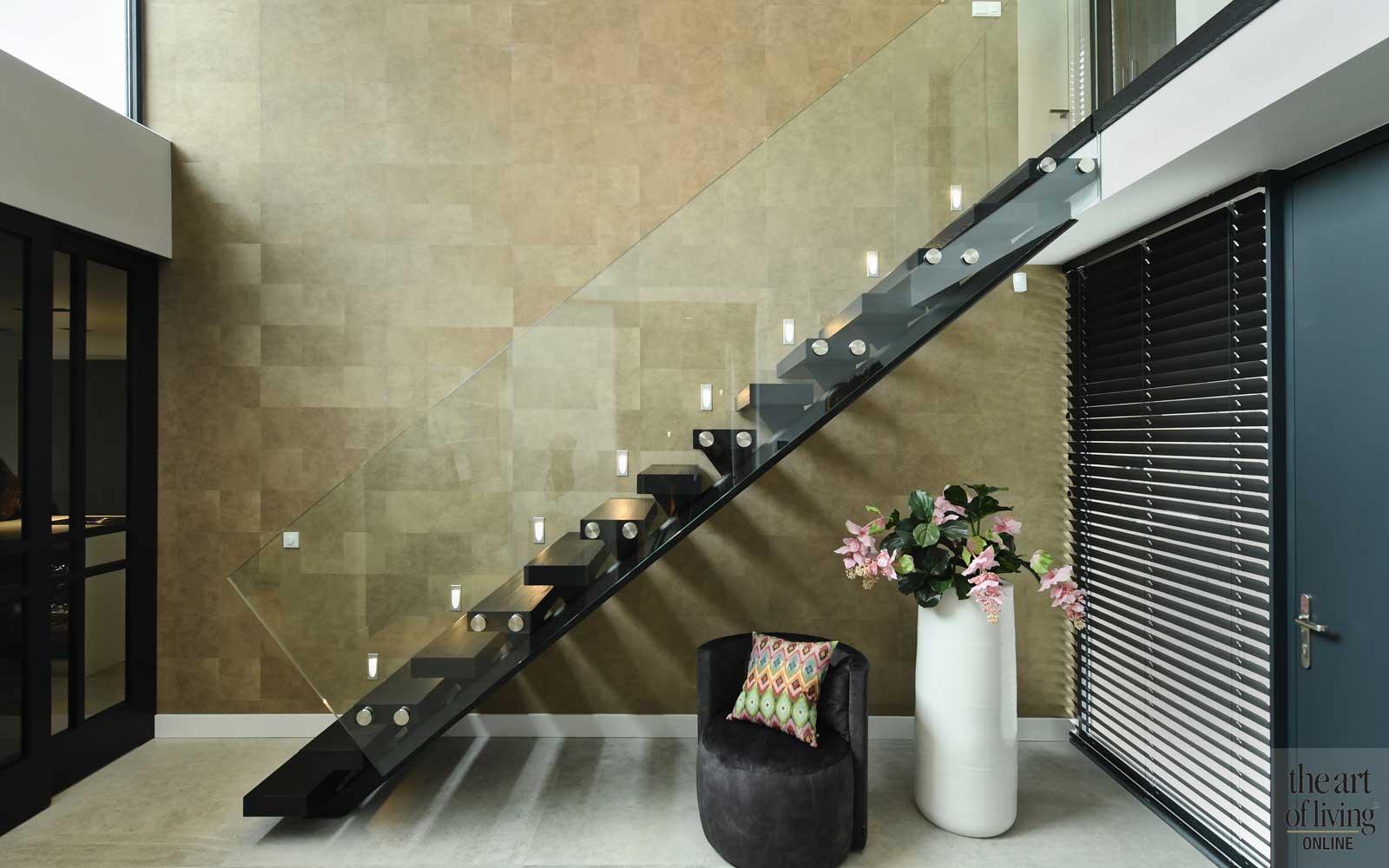 Modern strakke villa, lab32 Architecten, the art of living