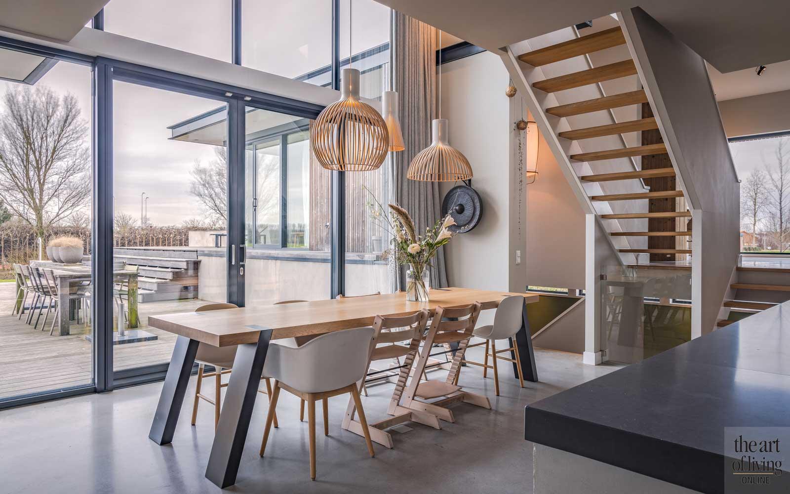 Moderne architectuur | ZILT architecten, the art of living