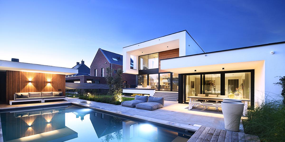 moderne villa | BRUIS Architecten, the art of living