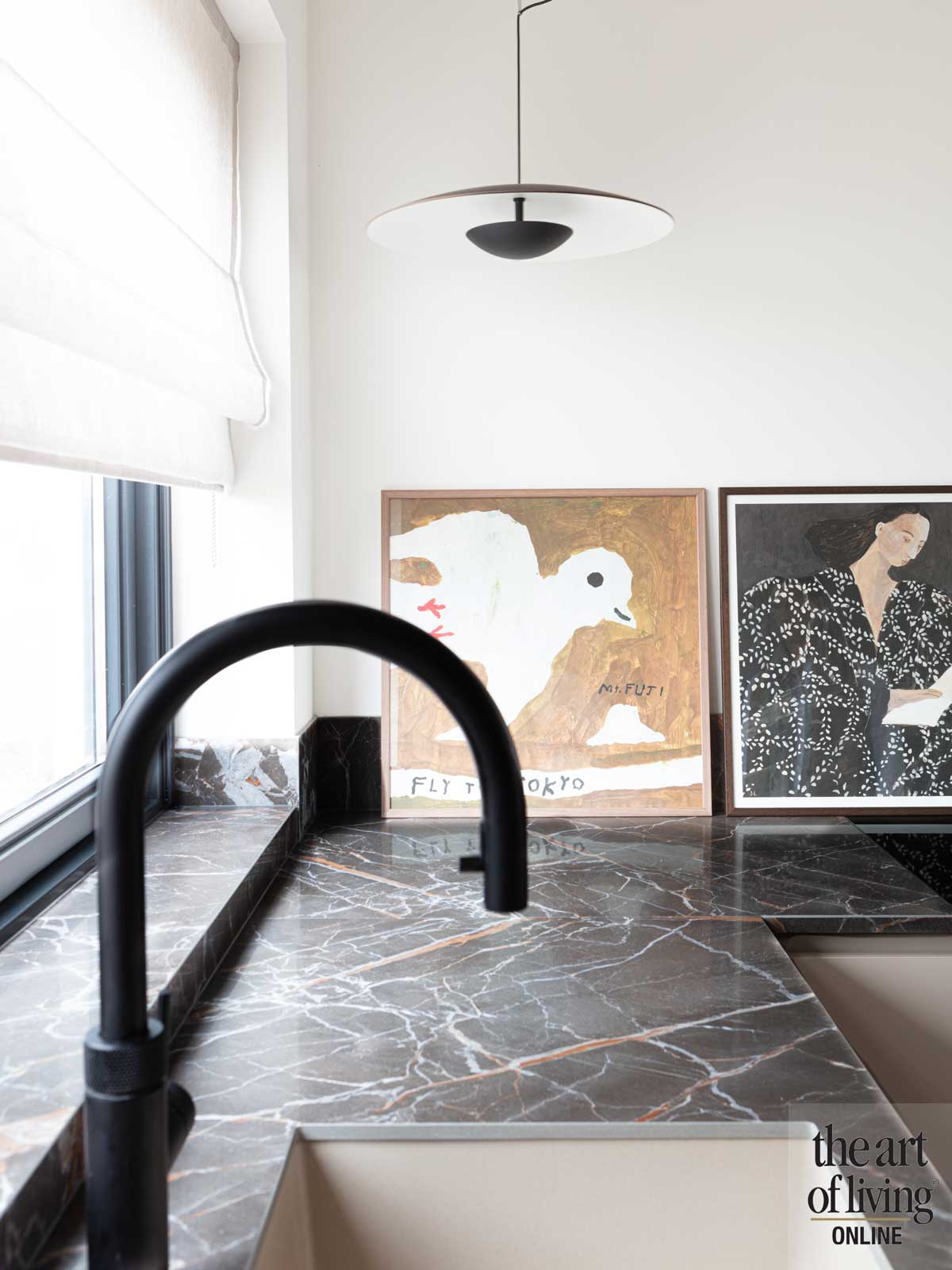 Verassend interieur | DMD Amsterdam, the art of living