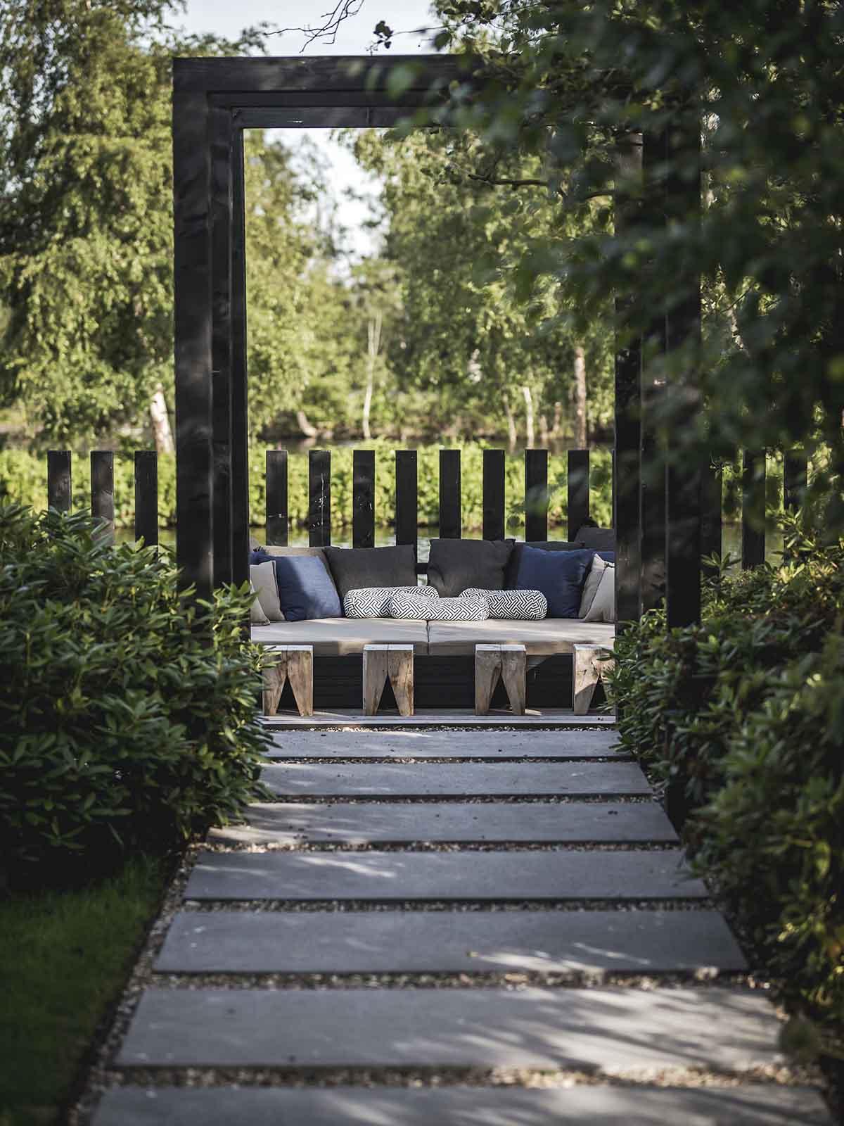 bijzondere tuinen, vosselman buiten, the art of living, tuin