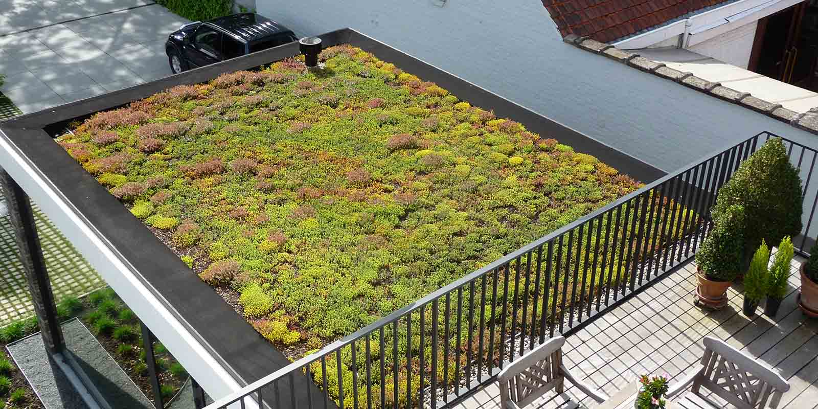 groene daken, exterieur, naturoof, the art of living